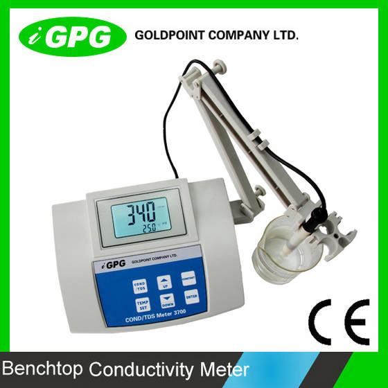 Sell Benchtop conductivity/TDS meter