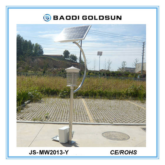 Sell Solar mosquito killing lamp JS-MW2013-Y
