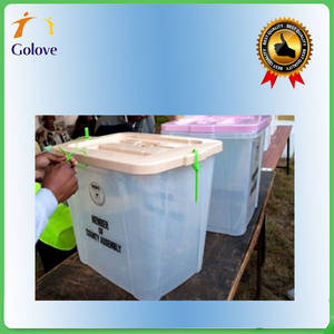 Wholesale Storage Boxes: Election Industrial Use and Recyclable Feature PP Ballot Box