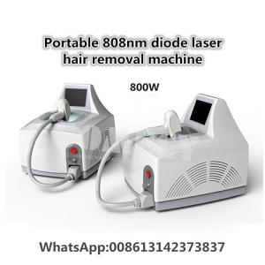 Wholesale sapphire part: lumenis lightsheer laser hair removal portable 808 diode laser machine