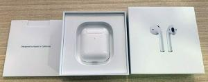 Wholesale casing: New Apple Airpods 2nd Generation with Wireless Charging Case MRXJ2AM/A Brand New