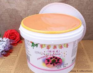 Wholesale Jam: STRAWBERRY Topping (3kg)
