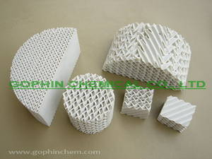 Wholesale Ceramics: Ceramic Structured Packing