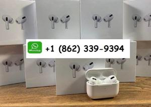 Wholesale airpods: Order Apple Airpods Pro 2nd Gen - Wireless Headset Bluetooth Noise Canceling WhatsAp +1 862 339 9394