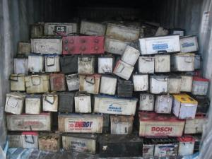 Wholesale Other Recycling Products: Use Car Batteries Scrap