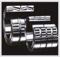 Four-Row Cylindrical / Tapered Roller Bearings (Roll Neck)