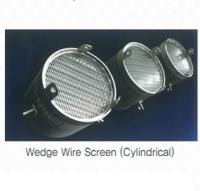 Wedge Wire Screen (Cylindrical) (For Desalination Plants)
