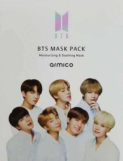 Sell BTS MASK PACK