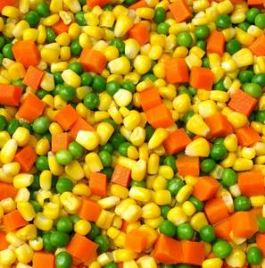 Wholesale canned vegetables: Canned Mixed Vegetable Manufacturer