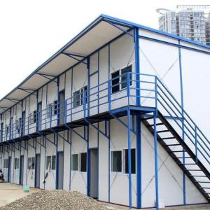 Wholesale structure steel: Fast Construction Factory Price Light Steel Structure Prefabricated House