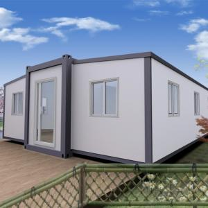 Wholesale prefabricated: Hight Quality Prefabricated Living Container House Exported To Egypt