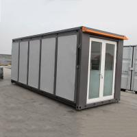 Low Cost Sandwich Panel Mobile Container House Popular in Africa
