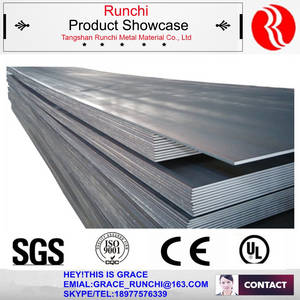 Wholesale Steel Sheets: Hot Rolled Astm A36 Steel Plate Price Per Ton