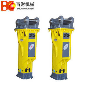 Wholesale Other Construction Machinery: Hydraulic Hammer for 18-21 Ton Excavator