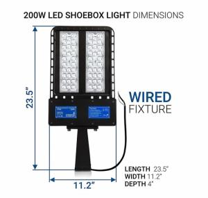 Wholesale led shoebox light: LED  Shoebox Light