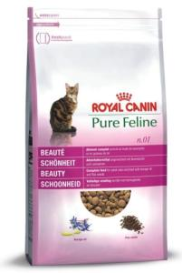 Wholesale health support foods: Royal Canin Pure Feline No.1 Beauty