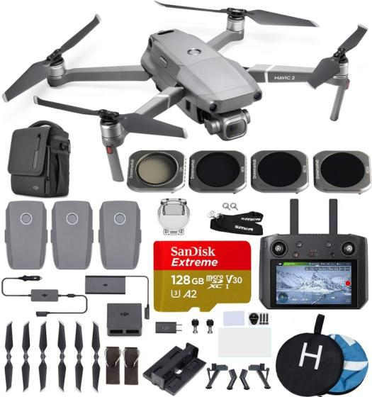 Sell DJI Mavic 2 Pro with Smart Controller (20 MP Hasselblad Camera)