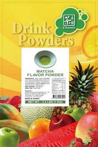 Wholesale tea drink: Japanese Matcha Milk Tea Flavor Powder for Bubble Tea Drink