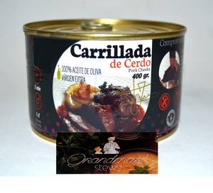Wholesale Canned Meat: Pork Cheeks Canned Food