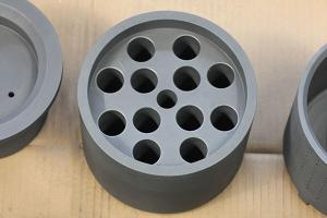 Wholesale glass water pipes: Graphite Machining Heat Exchangers