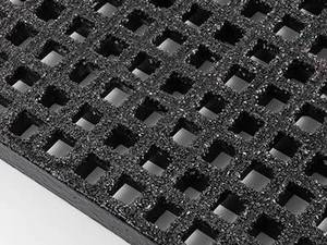 Wholesale slip resistant shoe covers: FRP Mini Mesh Grating