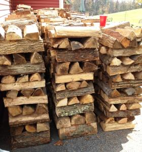 Wholesale in stock: Firewood in Stock