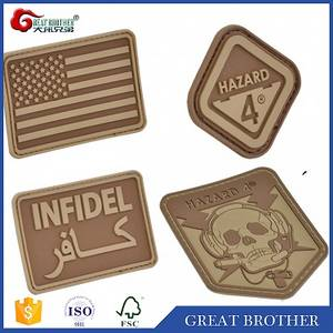 Wholesale Badges & Patches: Clients Logo Custom Rubber Patches,Woven Patches