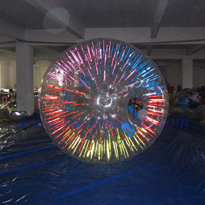 Zorb Ball Water Zorb Zorbing Sphere Glowing Zorb Id