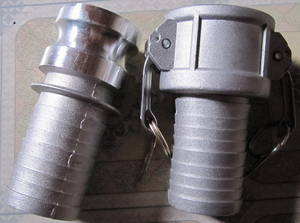 Wholesale Pipe Fittings: Aluminium Camlock Coupling