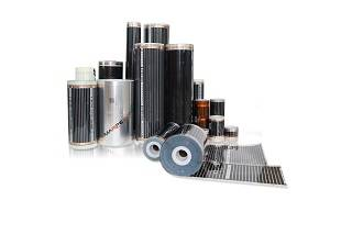 Sell carbon heating films