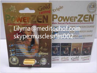 gold: Sell power zen gold / Sex Enhancer/ Top quality for male