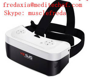 Wholesale watch: SLG VR-Box  with Earphones All-in-one Virtual Reality Glasses  3D Glasses    3D Movie