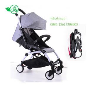 Wholesale baby mosquito net: China Baby Stroller with Foldable Portable Travel System Stroller Design