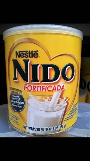 Sell Nestle Nido Instant powdered Dry Whole Milk