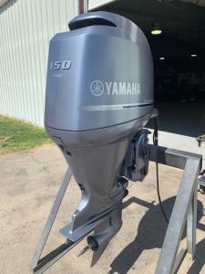 Wholesale digital pump controller: 2011 Yamaha 150 HP 4 Cylinder EFI 4 Stroke Outboard Engine
