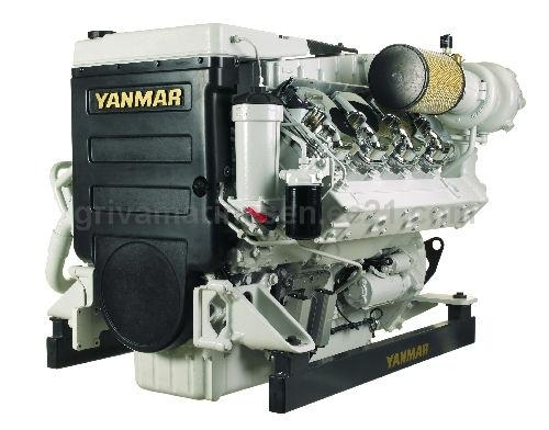 Yanmar 8SY-STP 900 HP Marine Diesel Engine for Sale(id