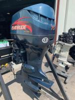 Used Evinrude 75HP 2-Stroke Outboard Engine for Sale 3