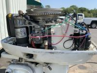Used Johnson SeaHorse 35HP 2-Stroke Outboard Engine for Sale 7