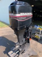 Used Mercury Tracker 125HP 2-Stroke Outboard Engine for Sale