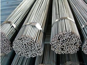 Wholesale iron steel: Deformed Steel Bar Reinforcement Iron Rods Construction Rebar