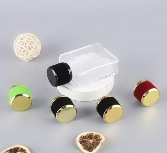 Sell wholesale factory supply zamak perfume cap