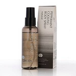 Wholesale cooling: Peppermint Cooling Body Spray Herbolle Aroma Therapy Line