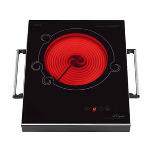 Wholesale electrical: VITDAM Portable 1 Burner Electric Cooktop