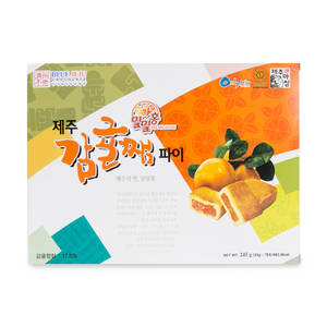 Wholesale jams: Jeju Tangerine Jam Pie