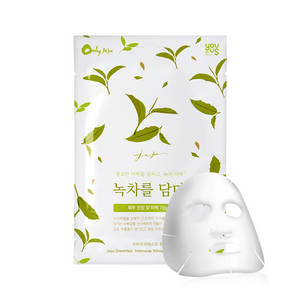Wholesale sheet: Green Tea From Jeju Island (25g X 5 Sheets)