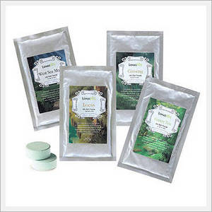 Wholesale bath powder: Natural Jelly Powder