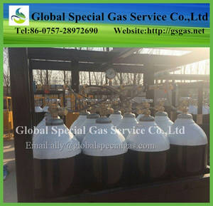 Wholesale l: High Pressure Steel Cylinder 40 L Empty Seamless Gas Cylinder