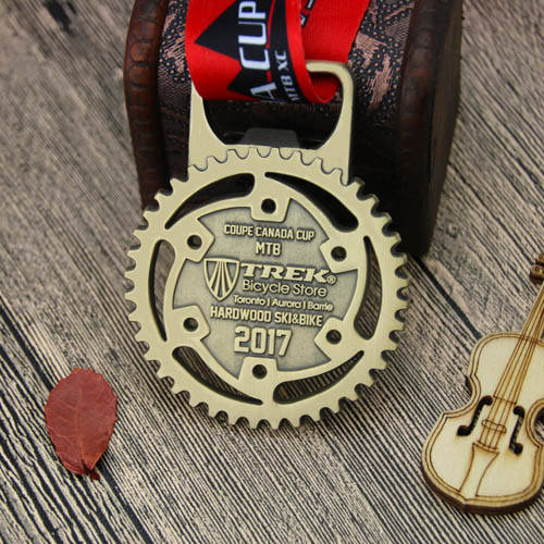 Sell Customized medals for Coupe Canada Cup