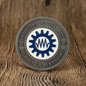 Wholesale exelone: IHI Power Services Challenge Coins