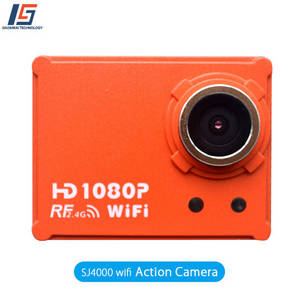 Wholesale mhd: 1080P Full HD Underwater Sport Camera Sport DV SJ4000 Wifi Waterproof Extreme Camera